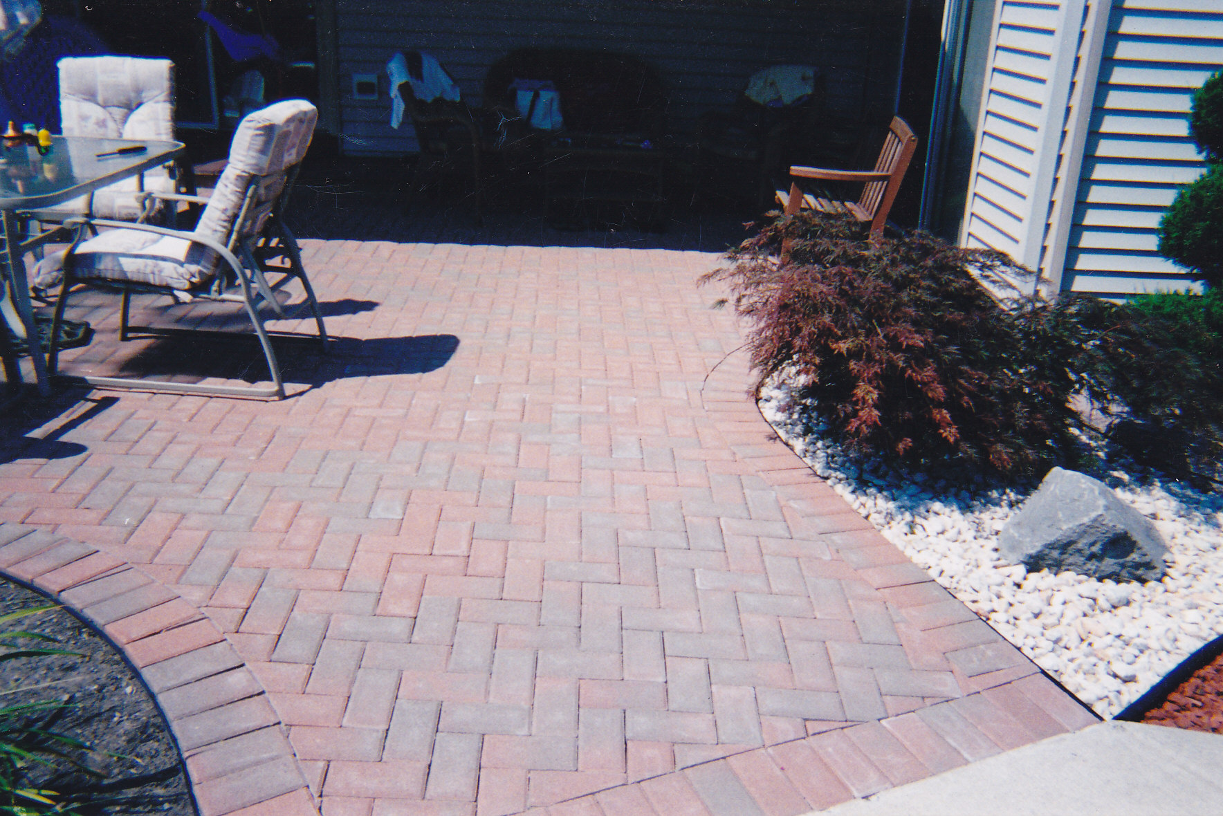 Patios, Walkways, Pavers, Stone And More! Patios For Life.